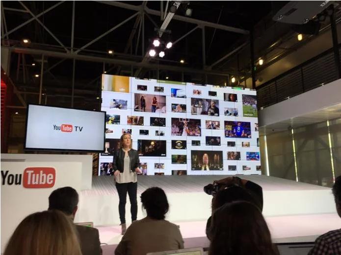 youtube запускает сервис для просмотра ТВ каналов